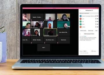 Las videoconferencias son una herramienta de la educación virtual