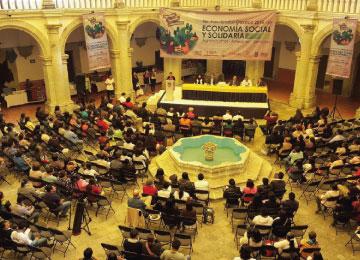 Foro: Economía Social y Solidaria