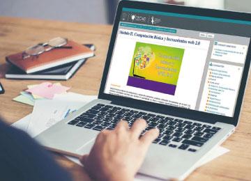 La Licenciatura en línea: Economía Social y Desarrollo Local se desarrolla en una plataforma virtual