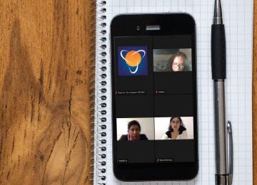 Las videoconferencias son una herramienta para la educación en línea