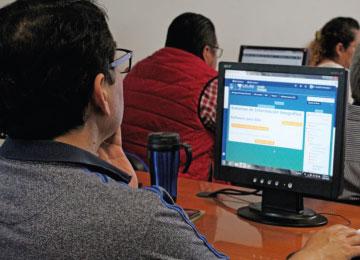 Curso de capacitación para el uso e implementación de aulas virtuales
