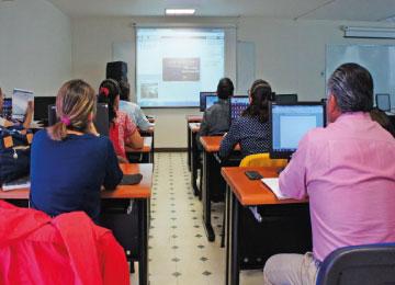 El CECAD es un espacio de constante actividad académica